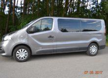 Renault wwersji wydłużonej